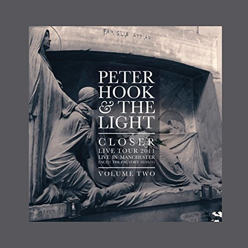 Peter & The Light Hook Closer Live In Manchester 2cd