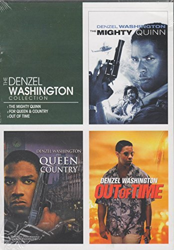 The Mighty Quinn For Queen & Country Out Of Time Denzel Washington Collection