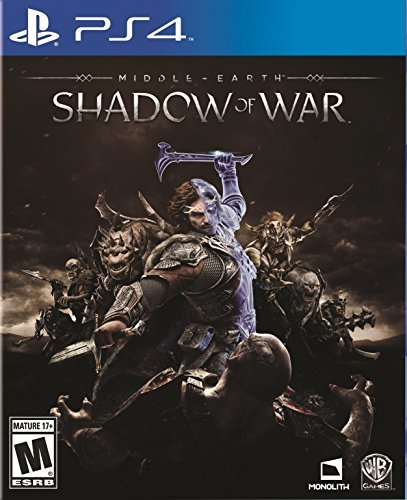 Ps4 Middle Earth Shadow Of War