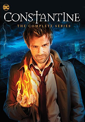 Constantine The Complete Series Made On Demand