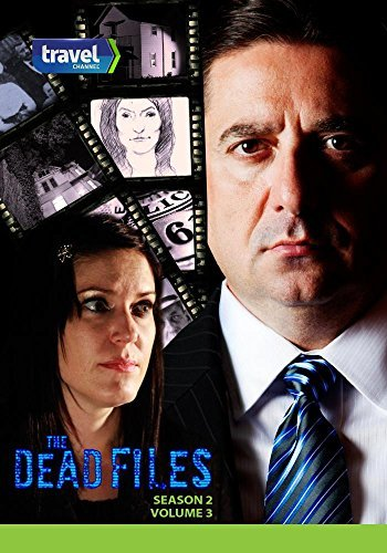 Dead Files Season 2 Volume 3 DVD Mod This Item Is Made On Demand Could Take 2 3 Weeks For Delivery