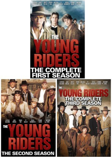 Young Riders Seasons 1 3 DVD Mod This Item Is Made On Demand Could Take 2 3 Weeks For Delivery
