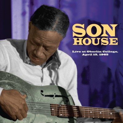 Son House Live At Oberlin College 4 15 65 Lp