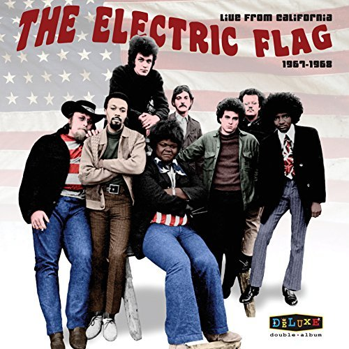 Electric Flag Electric Flag Live! Lp
