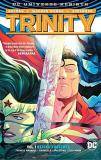 Francis Manapul Trinity (rebirth) Volume 1 Better Together