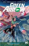 Benjamin Percy Green Arrow (rebirth) Volume 3 Emerald Outlaw