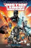 Steve Orlando Justice League Of America Vol. 1 (rebirth)