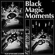 The Bad Signs Black Magic Moments Black White Swirl Colored 180 Gram Vinyl Booklet Indie Exclusive Limited To 1000