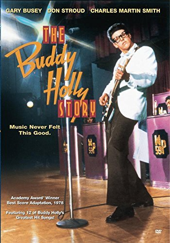 Buddy Holly Story Buddy Holly Story DVD Mod This Item Is Made On Demand Could Take 2 3 Weeks For Delivery