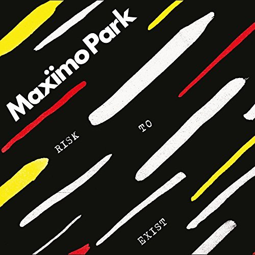 Maximo Park Risk To Exist Import Gbr 2cd