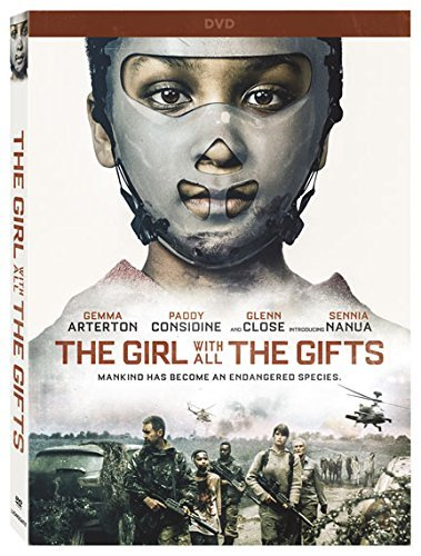 Girl With All The Gifts Arterton Tipper Close DVD R