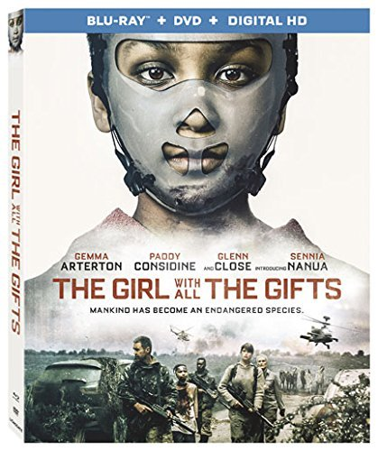 Girl With All The Gifts Arterton Tipper Close Blu Ray DVD Dc R