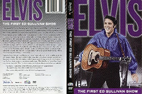 Elvis Presley The First Ed Sullivan Show