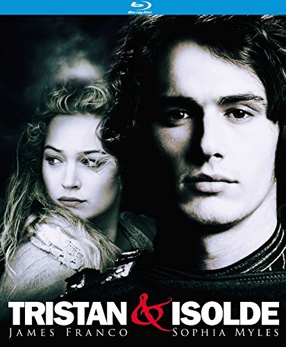 Tristan & Isolde Franco Myles Sewell Blu Ray Pg13