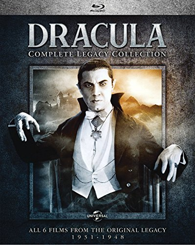 Dracula Complete Legacy Collection Blu Ray