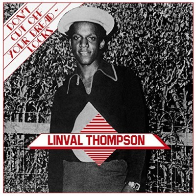 Linval Thompson Don't Cut Off Your Dreadlocks Lp