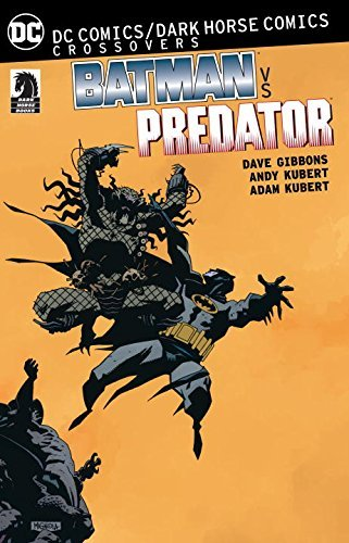 Dave Gibbons Dc Comics Dark Horse Batman Vs. Predator