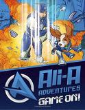 Ali A Ali A Adventures Game On! The Graphic Novel
