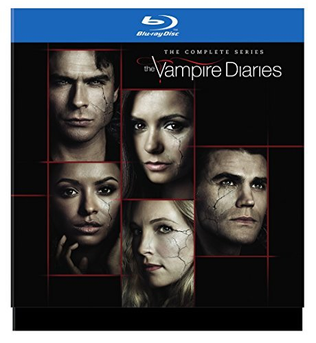 Vampire Diaries The Complete Series Blu Ray