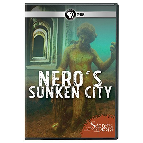 Secrets Of The Dead Nero's Sunken City Pbs DVD Pg