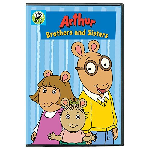 Arthur Brothers And Sisters DVD