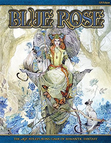 Jeremy Crawford Blue Rose The Age Rpg Of Romantic Fantasy