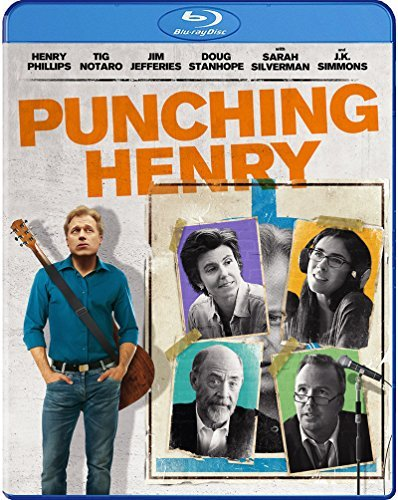 Punching Henry Phillips Simmons Silverman Jeffries Blu Ray Nr
