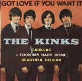 The Kinks Got Love If You Want It Limited Edition Record Store Day Exclusive
