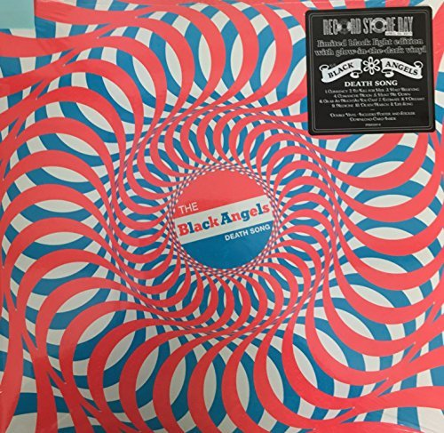 The Black Angels Death Song 2xlp Record Store Day Exclusive