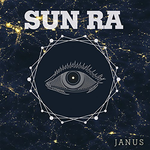 Sun Ra Janus Yellow & Black Swirl Vinyl Record Store Day Exclusive