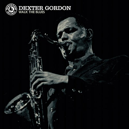 Dexter Gordon Walk The Blues 180 Gram Clear Vinyl Record Store Day Exclusive