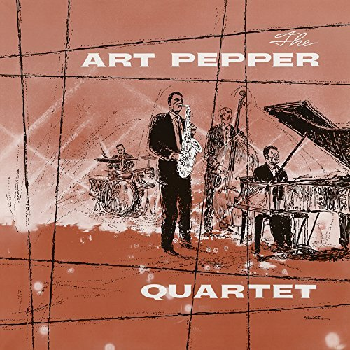 Art Pepper The Art Pepper Quartet (black Vinyl) Clear Colored Record Store Day Exclusive