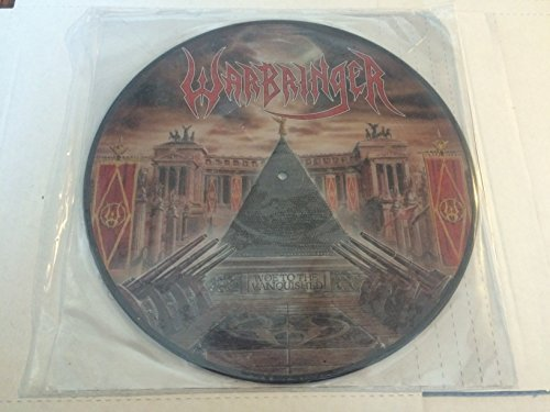 Warbringer Woe To The Vanquished Picture Disc Record Store Day Exclusive