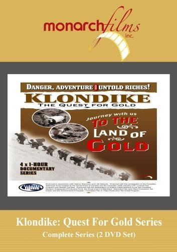 Klondike Quest For Gold Complete Series DVD Mod This Item Is Made On Demand Could Take 2 3 Weeks For Delivery