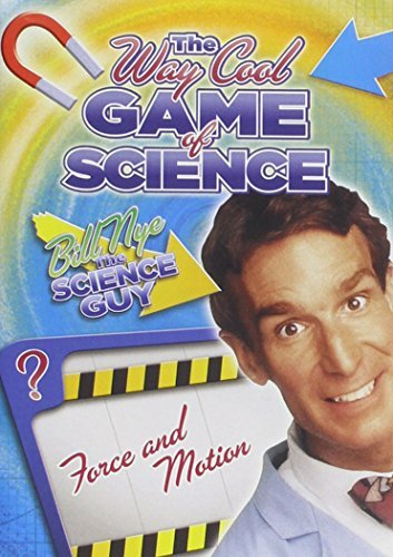Force & Motion Bill Nye's Way Cool Game Of Sc Made On Demand Nr