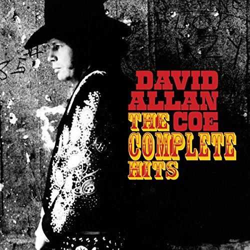 David Allan Coe The Complete Hits 2 CD