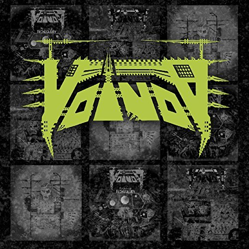 Voivod Build Your Weapons The Very Best Of The Noise Years 1986 1988 2 CD Set