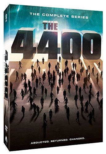 4400 The Complete Series DVD