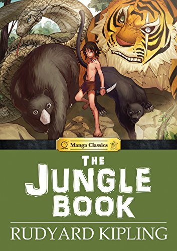 Kipling The Jungle Book Manga Classics