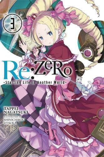 Tappei Nagatsuki Re Zero Starting Life In Another World Vol. 3