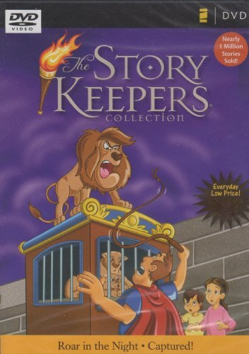 The Story Keepers Roar In The Night + Captured