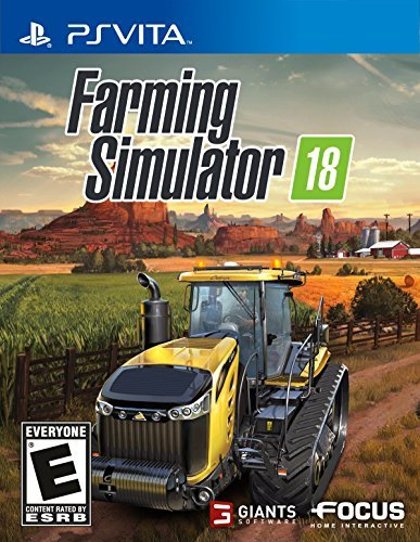 Playstation Vita Farming Simulator 18
