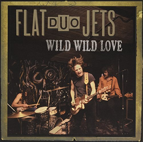 "Flat Duo Jets Wild Wild Love 2x12"" + 10"" + Book"