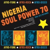 "Soul Jazz Records Presents Nigeria Soul Power 70 Afro Funk Afro Rock Afro Disco 5x7"" Box Set"