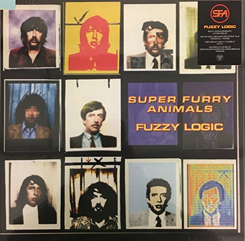 Super Furry Animals Fuzzy Logic