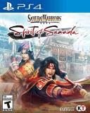 Ps4 Samurai Warriors Spirit Of Sanada