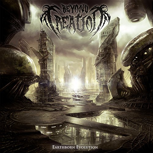 Beyond Creation Earthborn Evolution (ltd. Gatefold Double Lp On Beer Yellow Vinyl)
