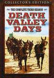 Death Valley Days Season 3 DVD