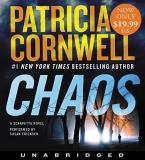 Patricia Cornwell Chaos Low Price CD A Scarpetta Novel