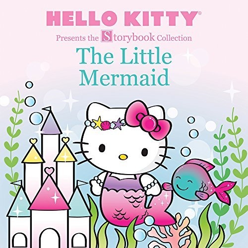 Ltd Sanrio Company Hello Kitty Presents The Storybook Collection The Little Mermaid
